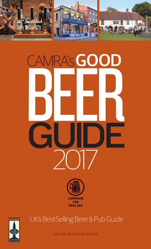 CAMRA's Good Beer Guide 2017 St Annes CC