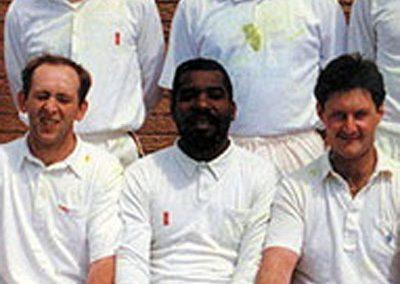 Jerry Kirton  - St Annes CC Pro 1991-1993