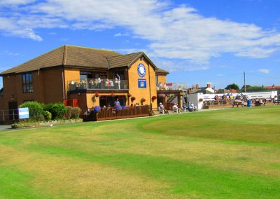 St Annes Cricket Club Members Clubhouse