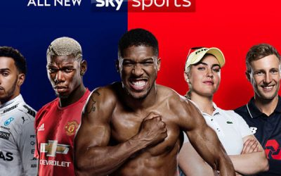 Watch Sky Sports Live On The Big Screen