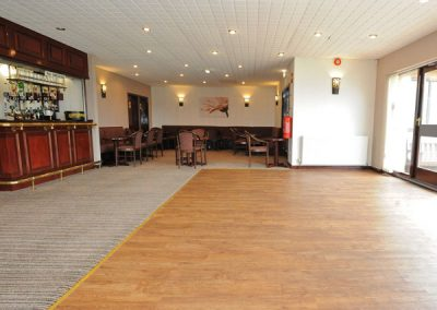 Affordable function room hire at St Annes CC