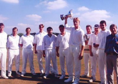 St Annes CC 1st XI 1994 & Andrew Flintoff