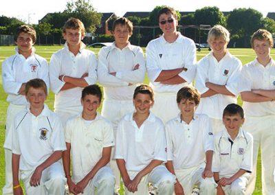 Junior team 2005