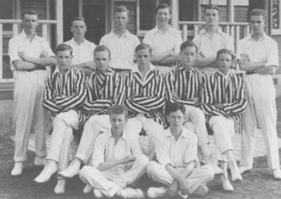 St Annes CC 1930s junior team