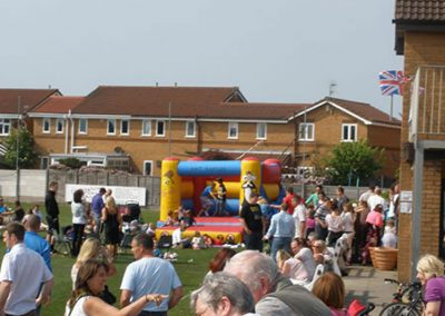 Fun in the sun at a St Annes CC community day