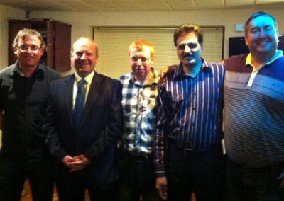 Junior team Managers 2011