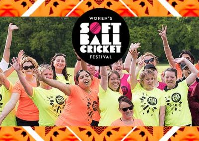 Womens Soft Ball Cricket Festival Group Photo - England & Wales Cricket Board 2017