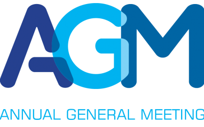 Annual General Meeting – Tues 19 Nov 2019