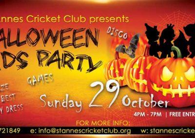 SPOOKY Halloween fun at St Annes CC