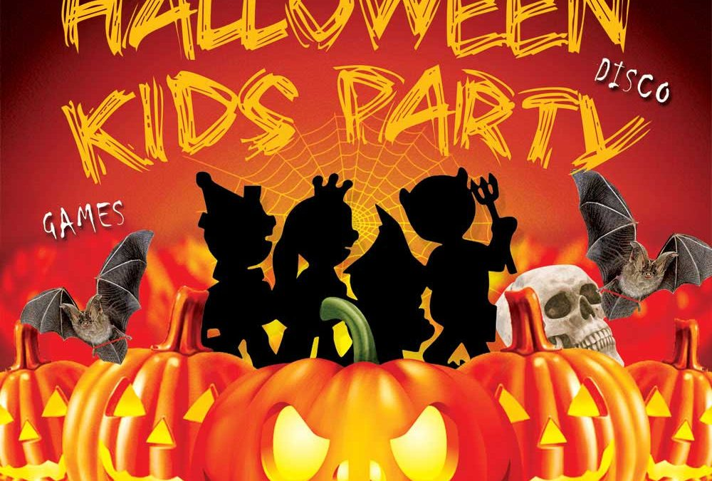 Spooky Fun! Kids Halloween Party 2017