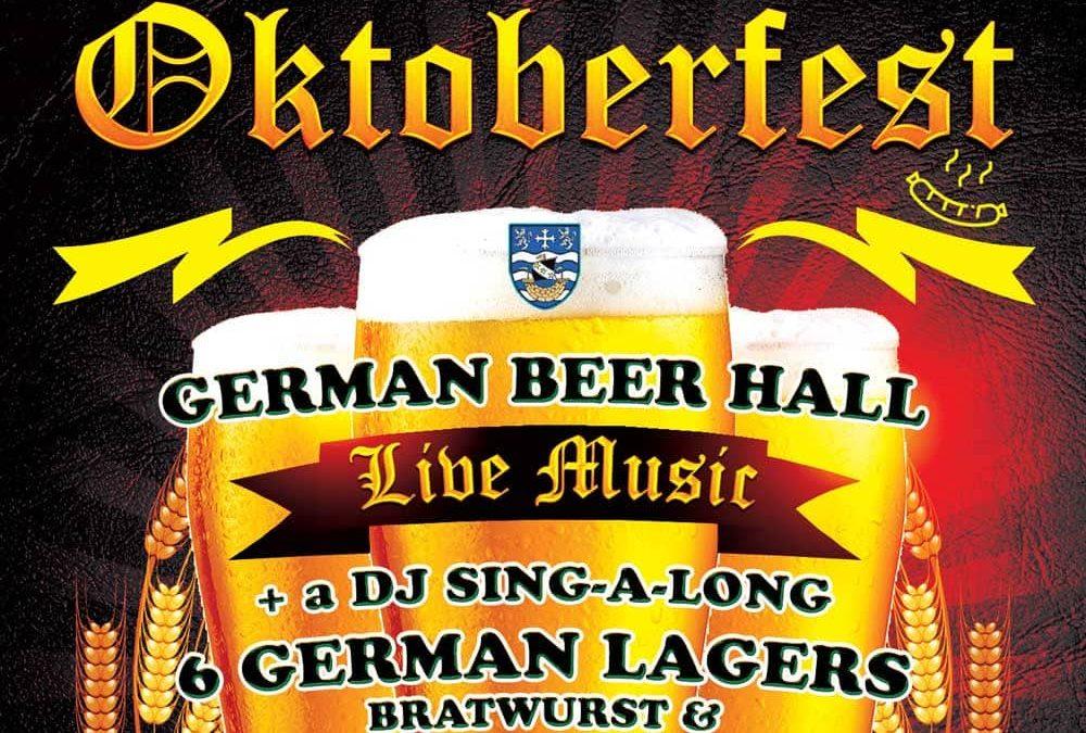 Oktoberfest 2 Day Beer& Lager Festival 2017!