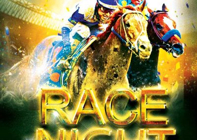 All the thrill of the chase at Race Night & a FREE family quiz - St Annes Cricket Club