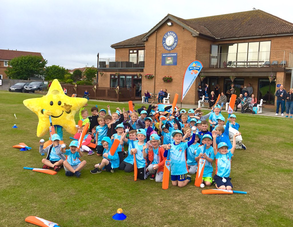 All Stars Cricket at St Annes CC