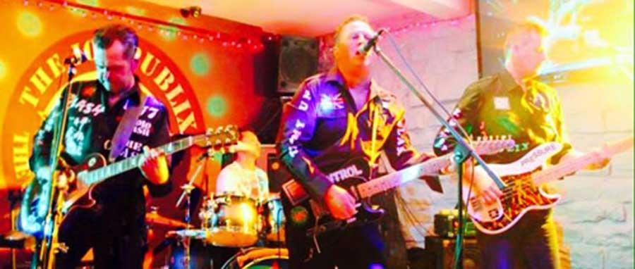 Live Band: The Joe Publix Featuring Joe Scuderi