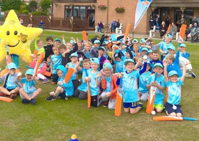 All Stars Cricket St Annes CC opening night 11 May 2018