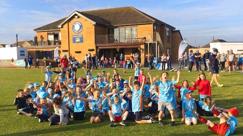 All Stars Cricket boys & girls St Annes CC 2018
