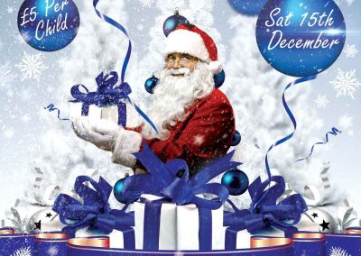 Enjoy our fabulous Children's Christmas Party at St Annes Cricket Club