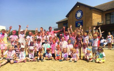 Colour Run & Fun Day – Sun 7 JULY 2019