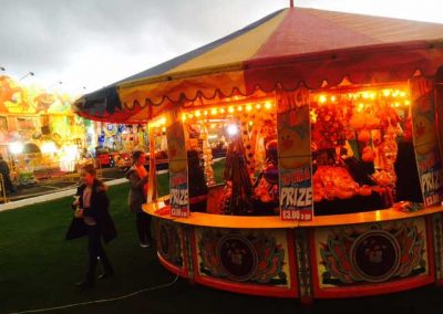 Anyone for Hook-a-Duck at the funfair?