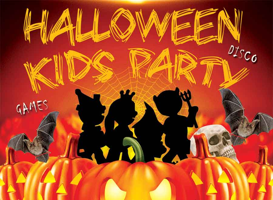 SPOOKY! Kid's Halloween Party 2018