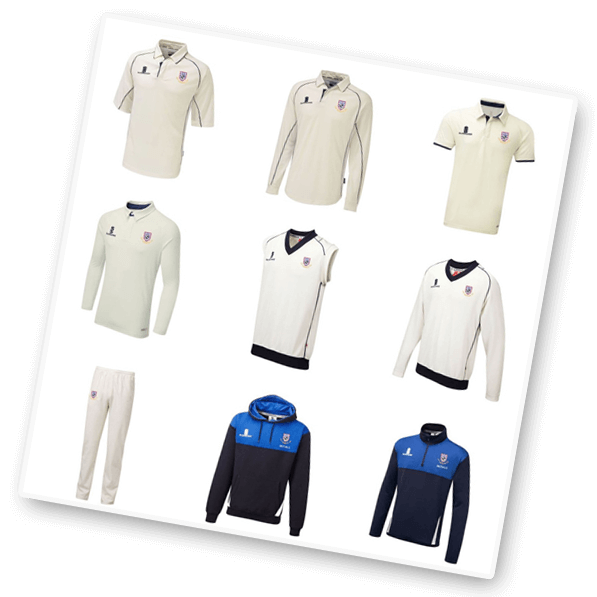 Look the part! Visit the St Annes CC club shop for everything from kit to supporters clothing & accessories