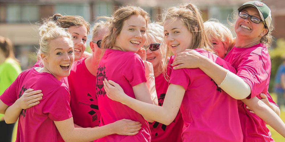 Women & Girls Soft Ball Cricket Festival team