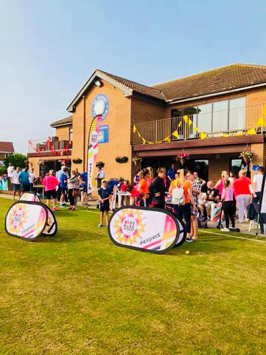 Womens Softball Cricket Festival registration 1 June 2018 - St Annes CC
