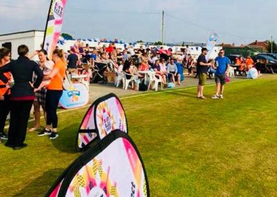 Womens Softball Cricket Festival families & spectators 1 June 2018