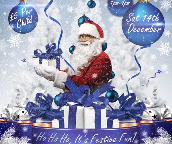 Children's Xmas Party Fun! Sat 14 Dec 2019