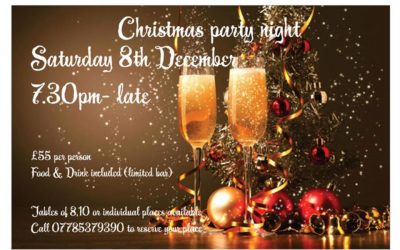 All Inclusive Xmas Party Night 2018