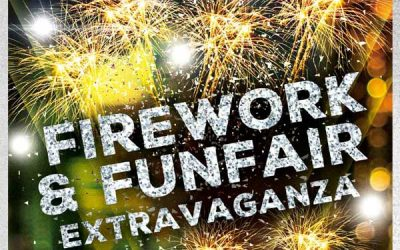 Firework Extravaganza & Funfair! Sun 3 Nov 2019