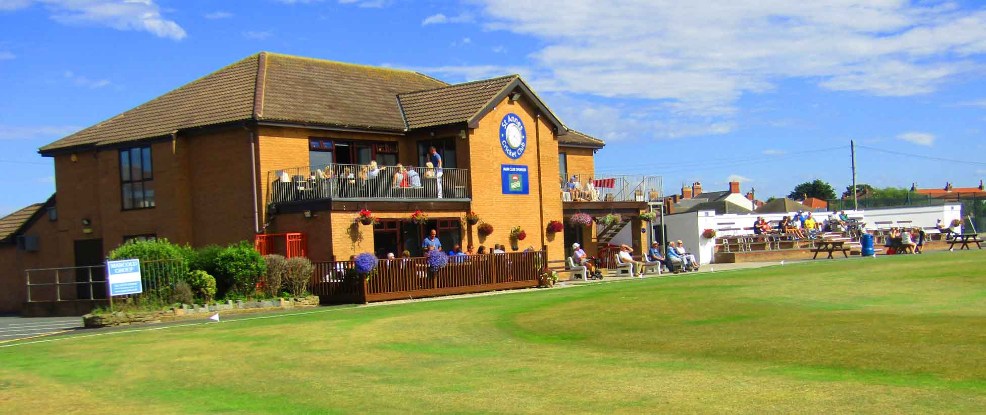 Award winning St Annes Cricket Club