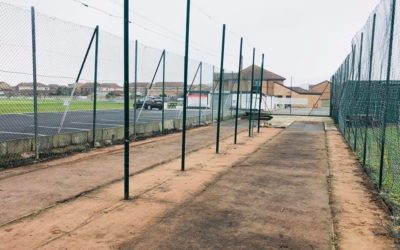 £15,000 Investment For Outdoor Nets