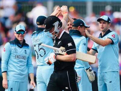 Watch England v New Zealand in the ICC Cricket Worlc Cup Final on Sunday 14 July at St Annes CC!