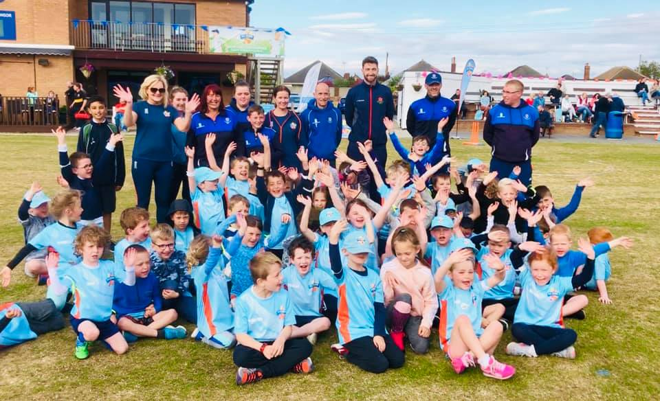 All Stars Cricket 2019 & Activators, Richard Gleeson & Volunteers