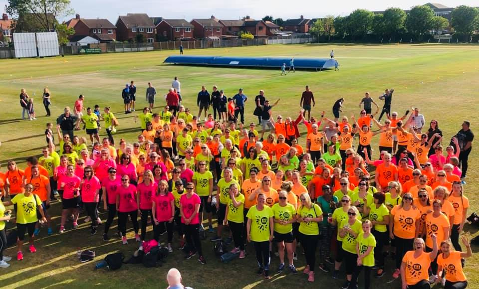 160 participants took part in the biggest Womens Soft Ball Cricket Festival in the UK at St Annes CC