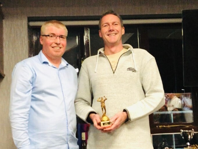2019 Presentation Night Seniors 3rd XI Bowling Award Martyn Burnett St Annes CC