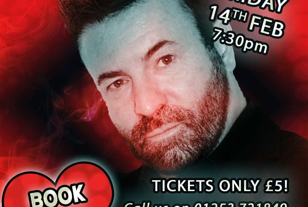 Valentines Special Disco & Soul Night – Fri 14 Feb 2020