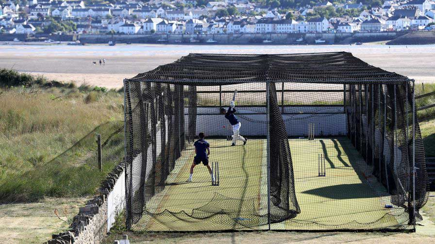 COVID-19 ECB Updated Guidance re Outdoor Nets 5 June 2020