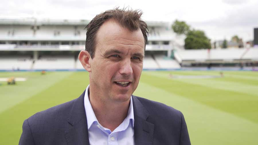 Tom Harrison - CEO of the England & Wales Cricket Board