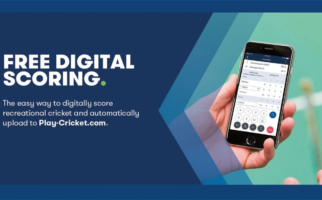 Play Cricket Scoring App