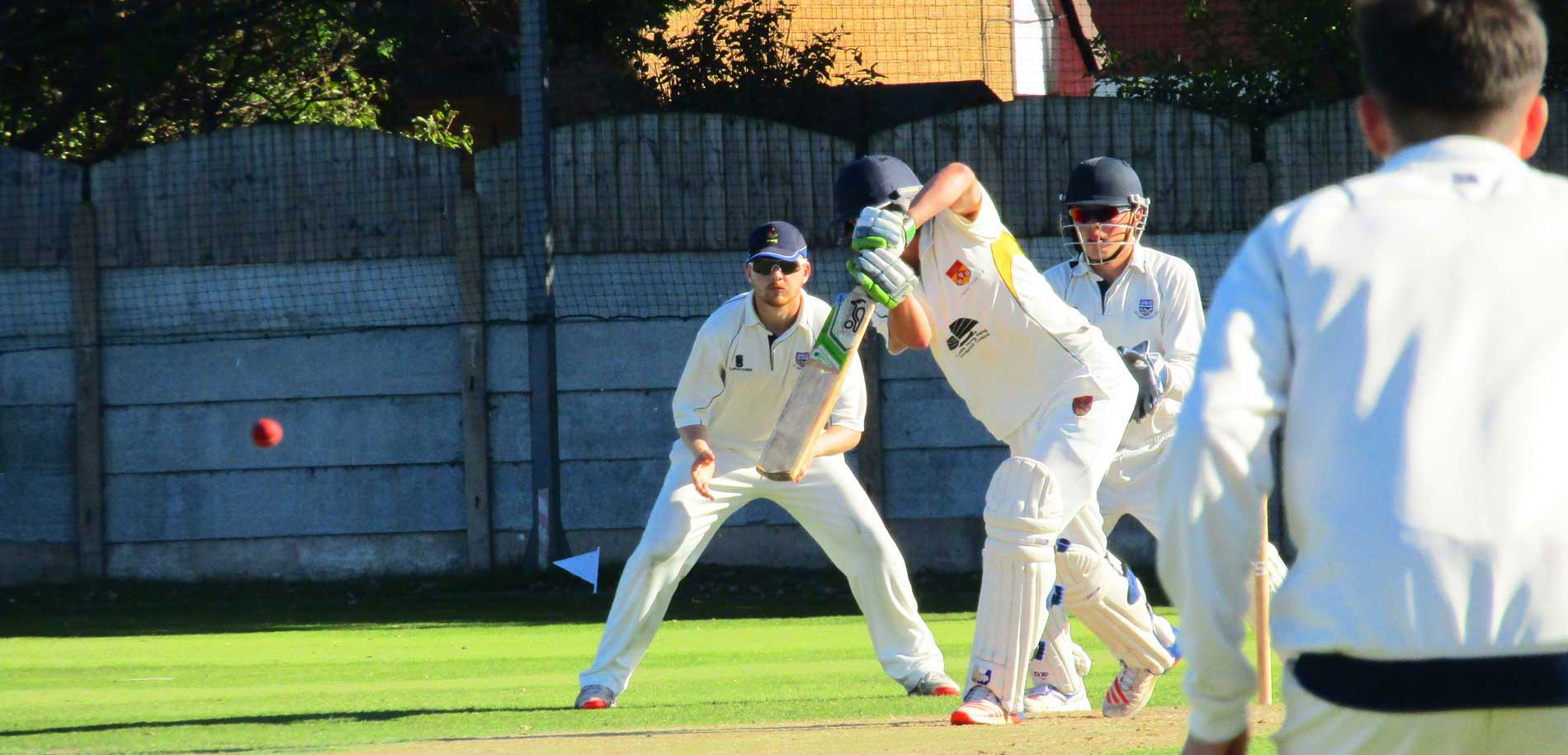 Cricket returns to St Annes CC
