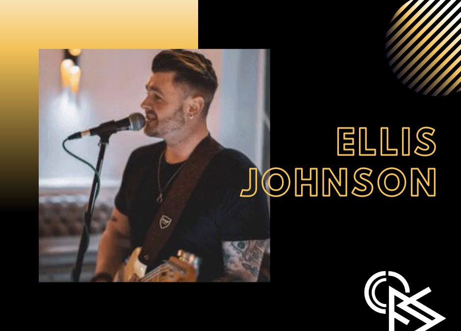 Ellis Johnson - singer songwriter - Front of Stage Events