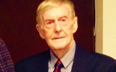 Condolences On The Passing of Our Club President Harry Hargreaves