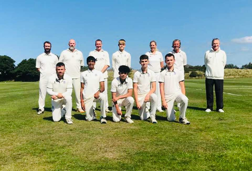 3rd XI St Annes CC 2021 - Captain Martyn Burnett